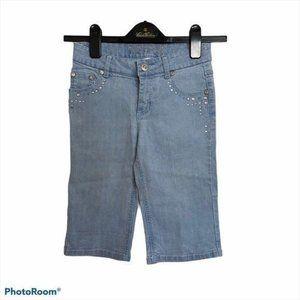Total Girl Kids Jean Shorts